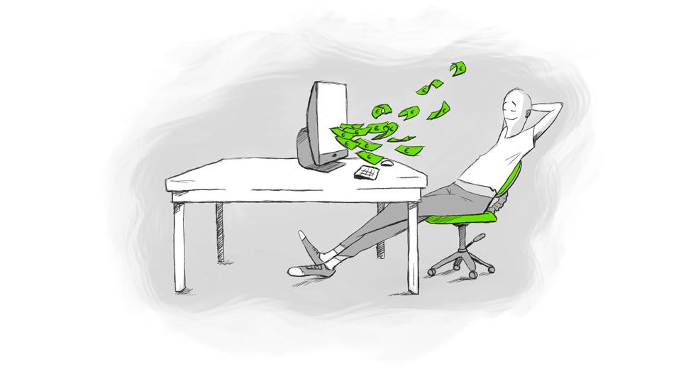 Mistä rahaa passiivisesti